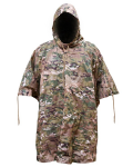 Army BTP Poncho Waterproof Alternative to MTP Multicam